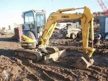 Excavadora miniexcavadora Kobelco SK35SR-5