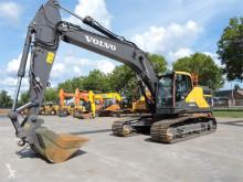 Excavadora Volvo EC250EL excavadora de cadenas usada