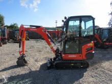 Excavadora Kubota KX 019-4 miniexcavadora usada