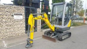 Neuson ET 16 MS 01 Verstellbarer Unterwag 862 Bh Top used mini excavator