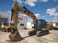 Excavadora Caterpillar 323ESA excavadora de cadenas usada