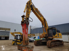 Excavadora Komatsu PC490LC-11 excavadora de cadenas usada