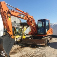 Caterpillar 312B used track excavator
