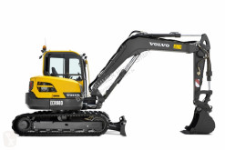 Excavadora Volvo ERC 88D miniexcavadora usada
