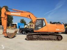 Excavadora Daewoo Solar 250 LCV excavadora de cadenas usada