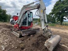 Excavadora miniexcavadora Takeuchi TB260