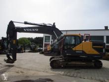 Excavadora Volvo EC250ENL excavadora de cadenas usada