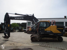 Volvo EC250ENL used track excavator