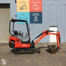 Kubota KX015-4 mini-excavator second-hand