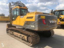 Volvo EC 220 DL (new running-gear) excavator pe şenile second-hand