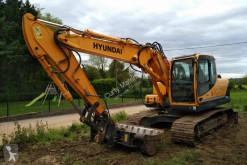 Escavadora Hyundai R140LCD-9 escavadora de rodas usada