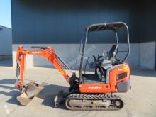 Excavadora Kubota KX 018-4 miniexcavadora usada