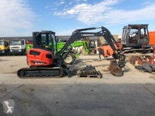 Eurocomach ES 50 Z1 used mini excavator
