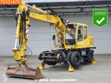 Liebherr A900 used wheel excavator