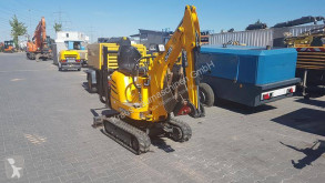 JCB CTS 8010 used mini excavator