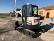 Bobcat E 35 used mini excavator