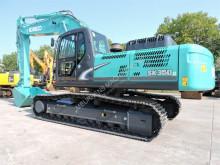 Excavadora Kobelco SK350LC-8 excavadora de cadenas usada