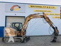 Case track excavator CX80