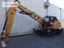 Excavadora Caterpillar MH3022 excavadora de ruedas usada