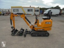 JCB 8008CTS tweedehands mini-graafmachine