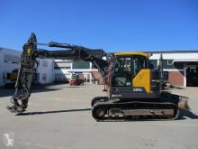 Volvo ECR145EL excavator pe şenile second-hand