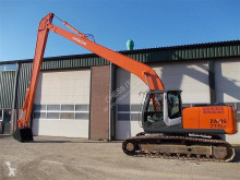 Tweedehands rupsgraafmachine Hitachi ZX210 Long Front