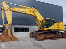 Komatsu PC600LC-8 escavatore cingolato usato