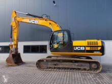 JCB JS220LC pásová lopata použitý