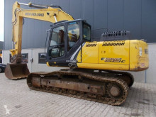 New Holland E 215 C LC used track excavator