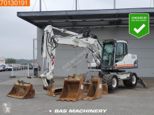 Escavadora Volvo EW160 C escavadora de rodas usada
