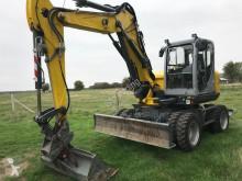Excavadora excavadora de ruedas Neuson EW 100