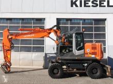 Excavadora Hitachi ZW145W-3 excavadora de ruedas usada