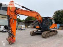 Excavadora Doosan DX255LC-5 excavadora de cadenas usada