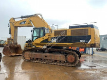 Caterpillar 385C excavator pe şenile second-hand