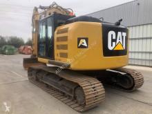 Excavadora Caterpillar 320E LRR excavadora de cadenas usada