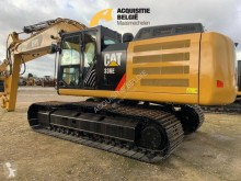 Caterpillar 336EL used track excavator