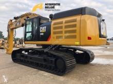 Excavadora Caterpillar 349EL excavadora de cadenas usada