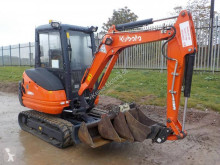 JCB 8060 used mini excavator