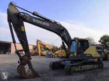 Excavadora Volvo EC 250 EL excavadora de cadenas usada