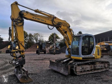 New Holland E 135 SR-1ES excavator pe şenile second-hand