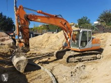Case CX160B excavator pe şenile second-hand