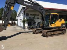 Volvo EC160 D bæltegraver brugt
