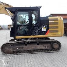 Excavadora Caterpillar 316 EL Raupenbagger excavadora de cadenas usada