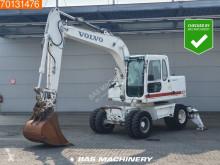 Excavadora excavadora de ruedas Volvo EW140 B