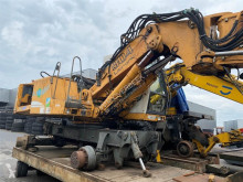 Excavator pe roti Liebherr A 904 (For parts)