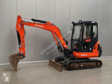 Kubota KX 101-3 mini-excavator second-hand