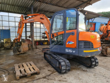 Doosan 55V-PLUS tweedehands mini-graafmachine