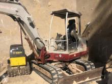 Takeuchi TB 145 excavator pe şenile second-hand
