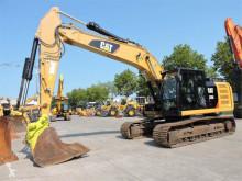 Excavadora Caterpillar 320E excavadora de cadenas usada