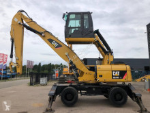 Caterpillar M 318 D MH pelle de manutention occasion